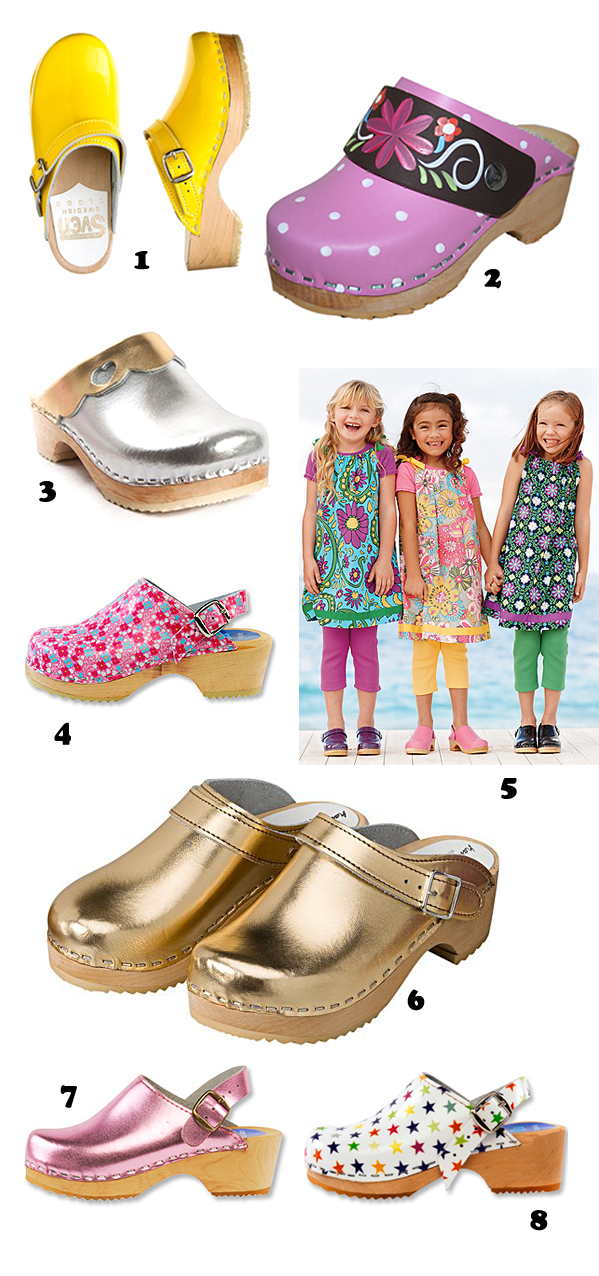 Hanna Andersson Clogs | Super Goody Bag