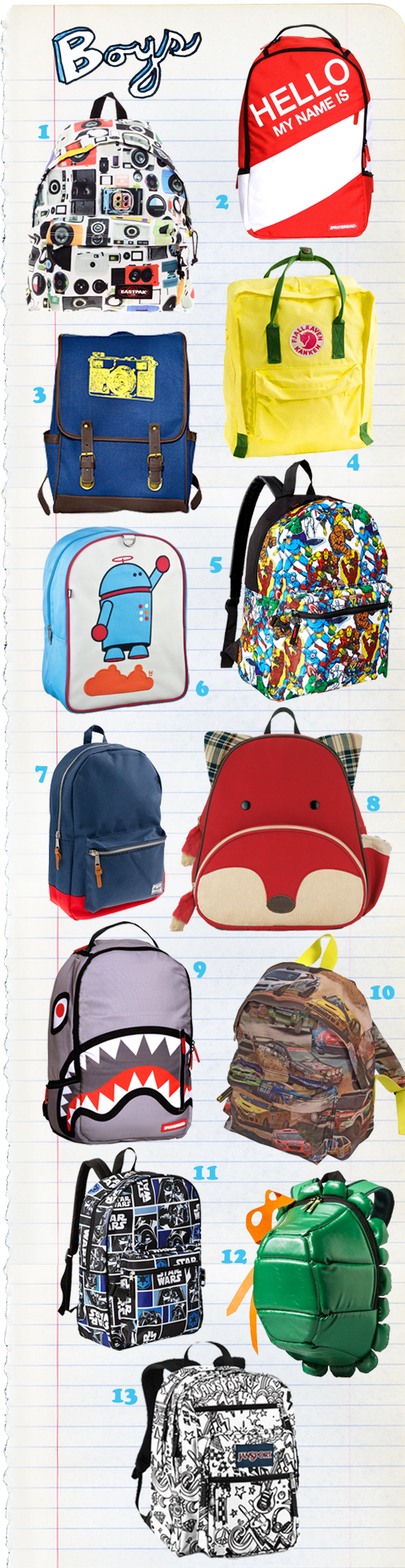 82925efd200 Oilily Backpack | Super Goody Bag