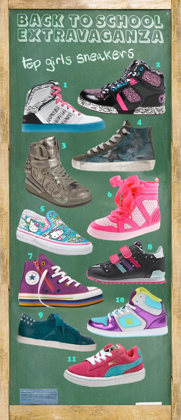 sneakers-girls