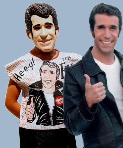 Fonzie The Fonz Costume