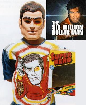 SixMillionDollarManCostume