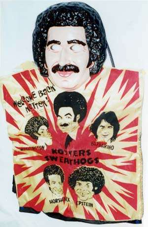 Welcome Back Kotter Mask and Costume