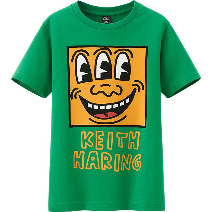 uniqlo keith haring tee t shirt super goody bag. Black Bedroom Furniture Sets. Home Design Ideas