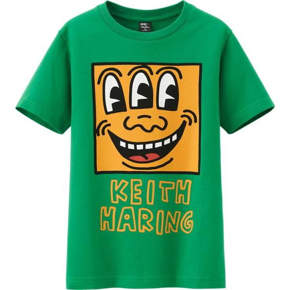 Uniqlo Keith Haring Tee T-Shirt